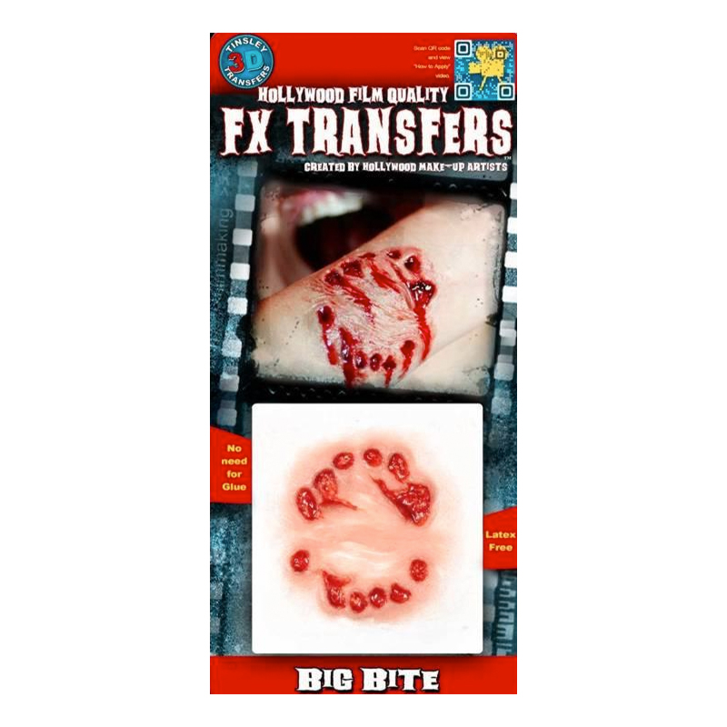 Big Bite FX Transfers