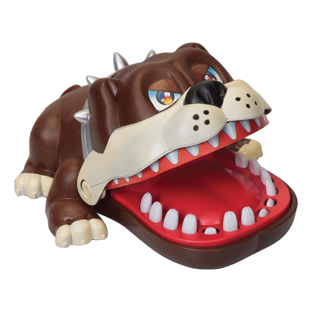 Biting Bulldog Spel