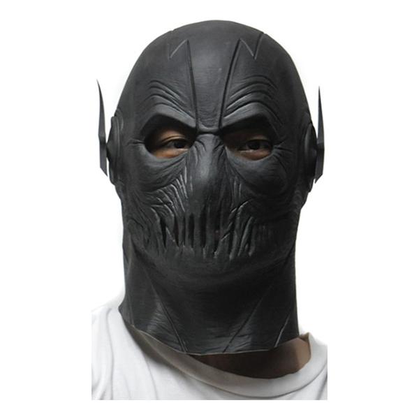 Black Warrior Mask - One size