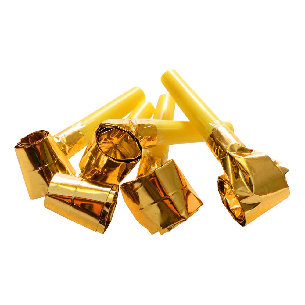 Blåsormar Guld - 144-pack