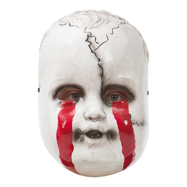 Blodig Docka Mask - One size