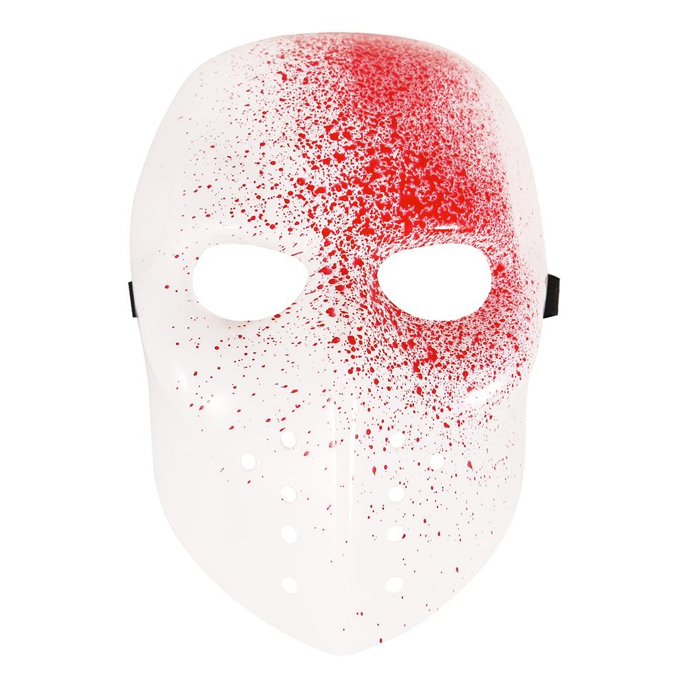 Blodig Mask Genomskinlig - One size