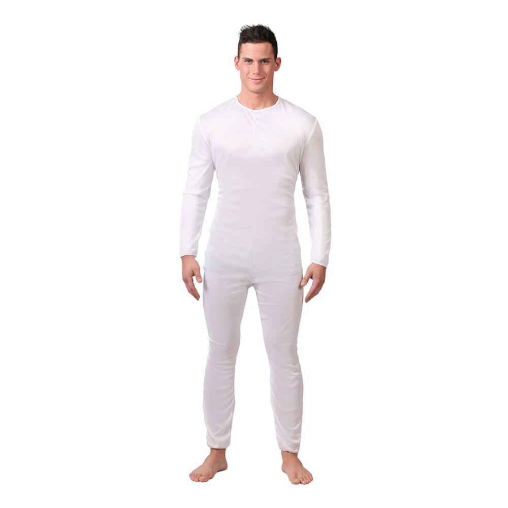 Body för Män Vit - One size