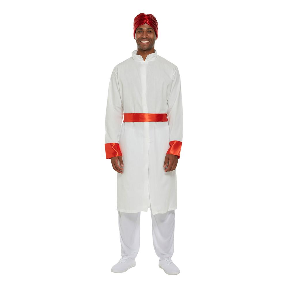 Bollywood Man Budget Maskeraddräkt - One size d13d6e04c9e20