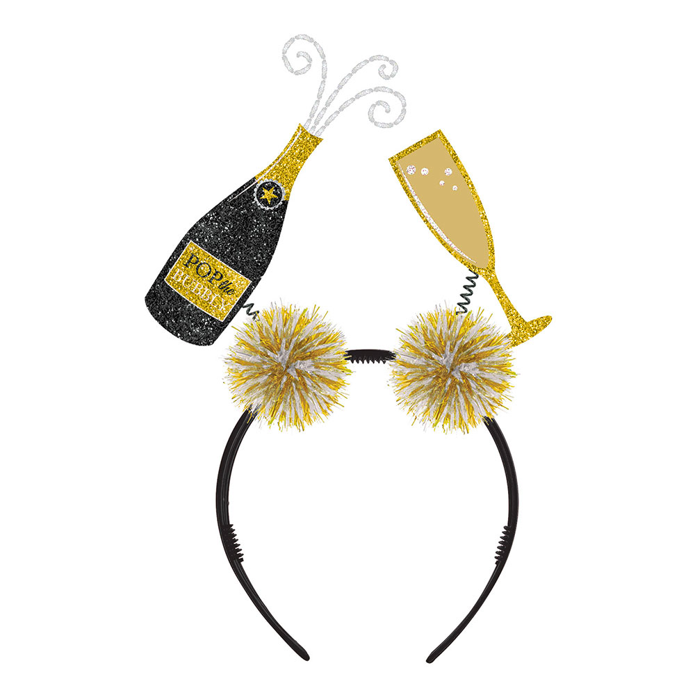 Boppers Champagne Glitter - One size
