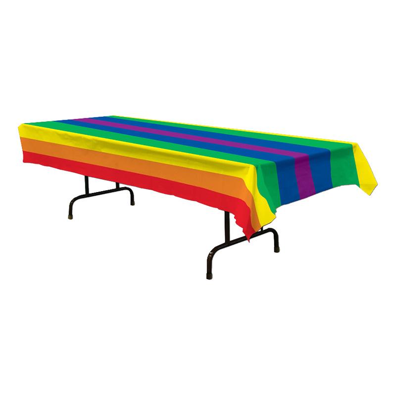 Bordsduk Regnbågsfärgad