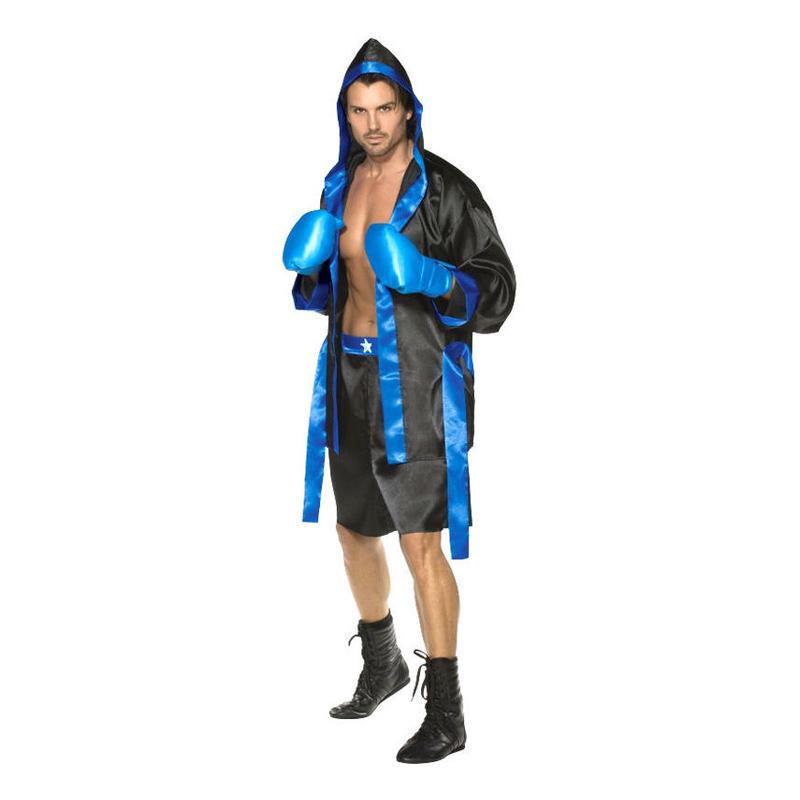 Boxare Maskeraddräkt - One size