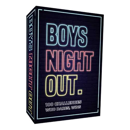 Boys Night Out Frågespel