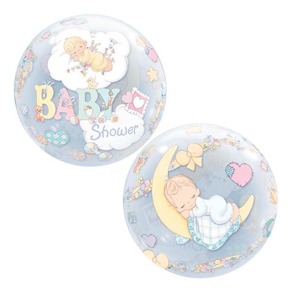 Bubbelballong Baby Shower