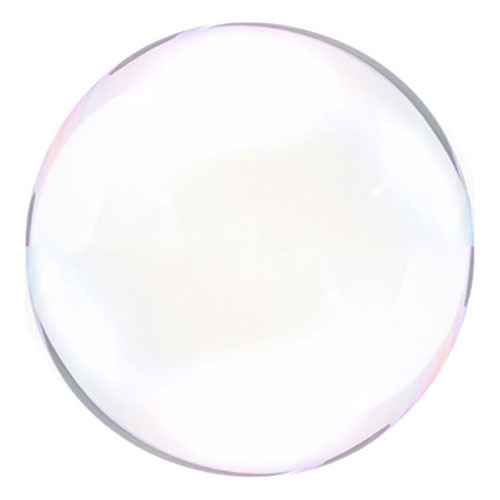 Bubbelballong Transparent
