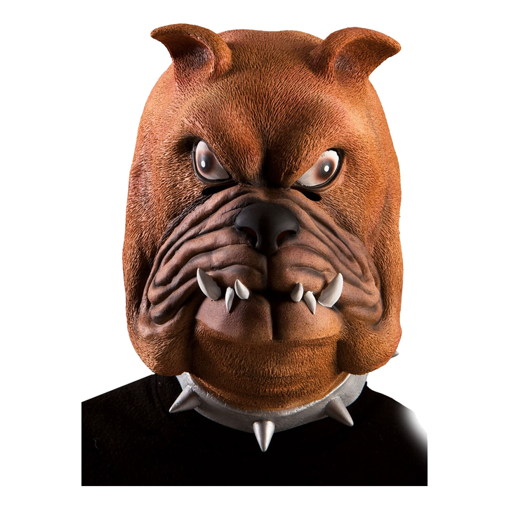 Bulldog Latexmask - One size
