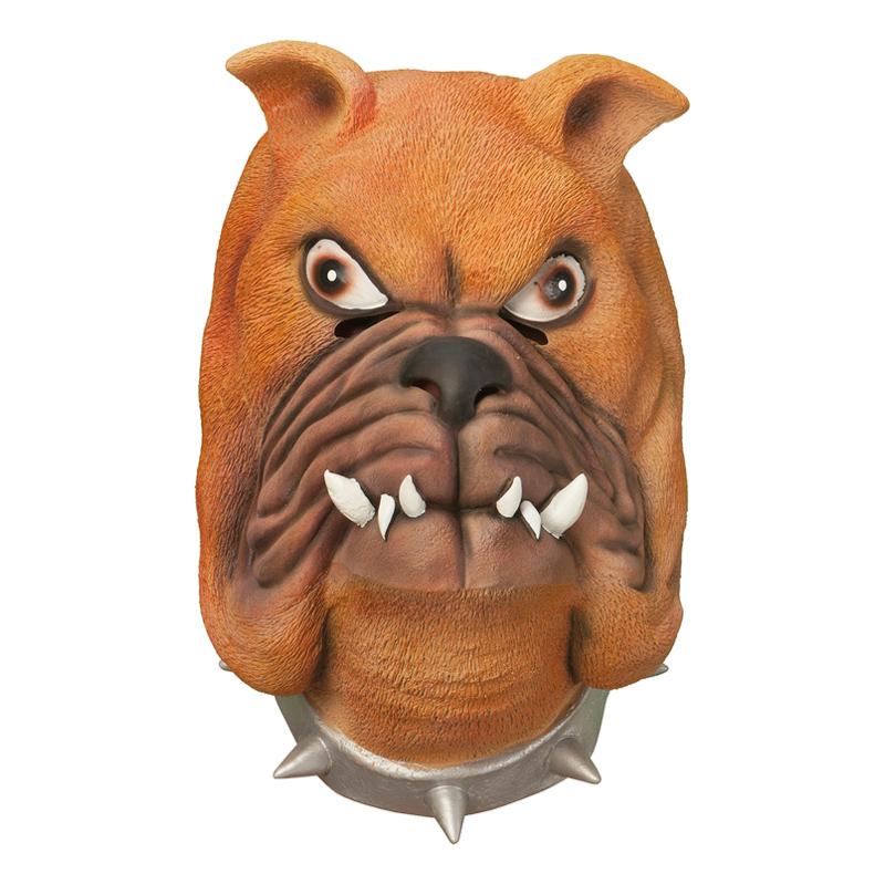 Bulldog Mask - One size