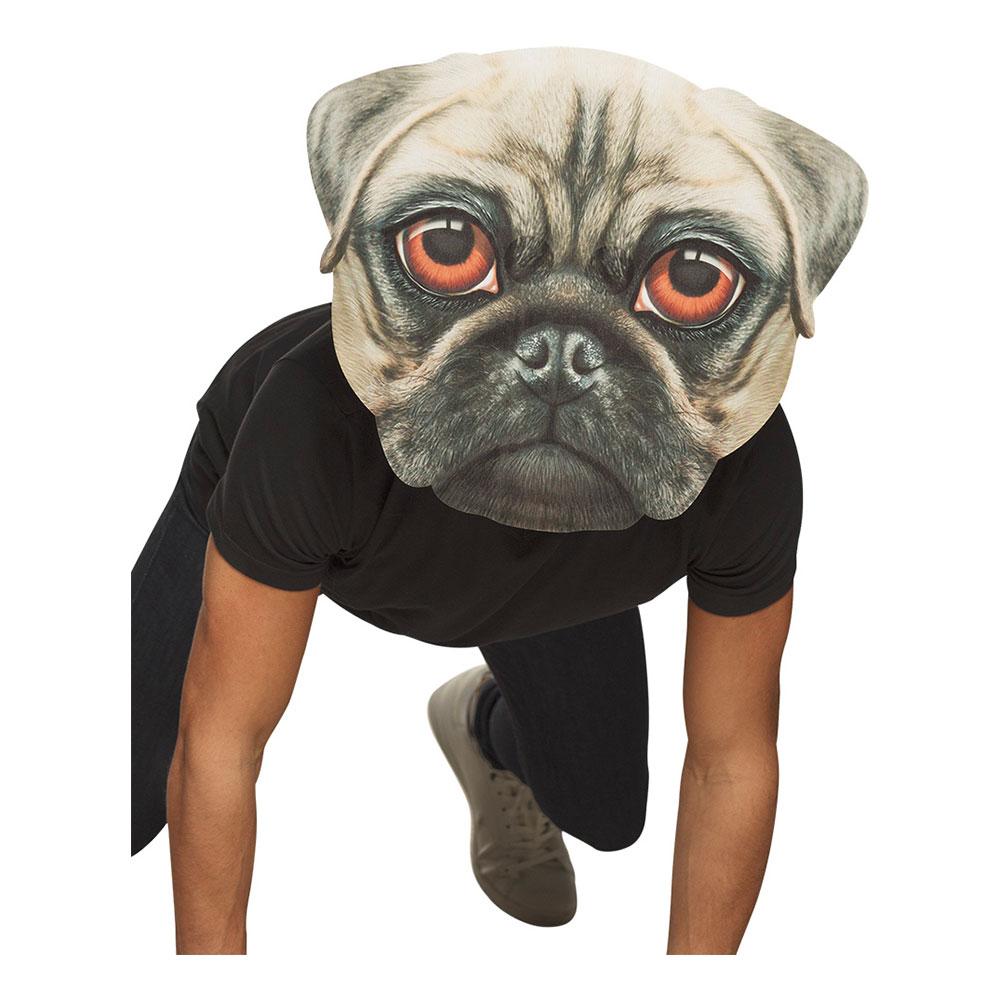 Bulldogg Jättemask