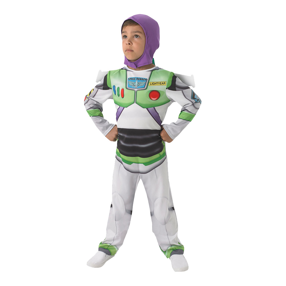 Buzz Lightyear Budget Barn Maskeraddräkt - Small