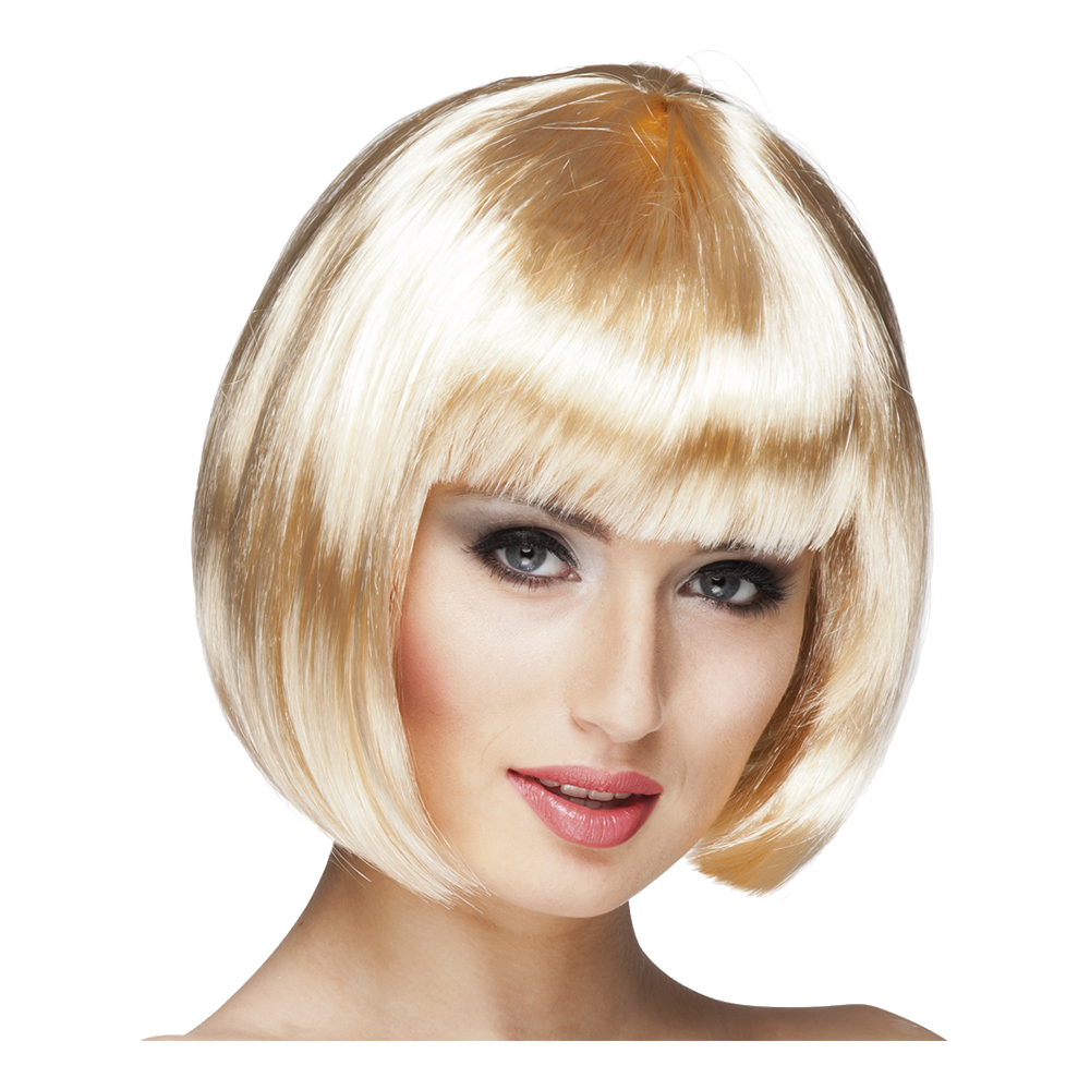 Cabaret Blond Peruk - One size
