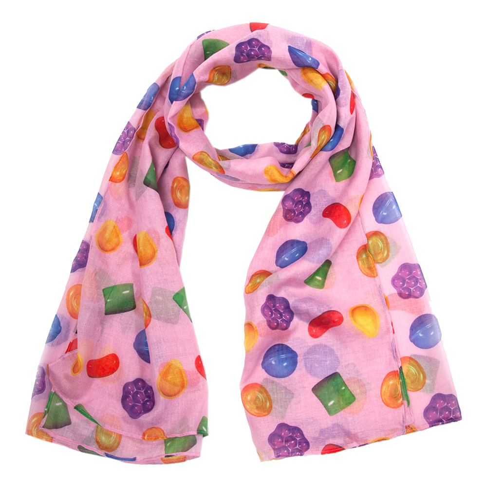 Candy Crush Scarf