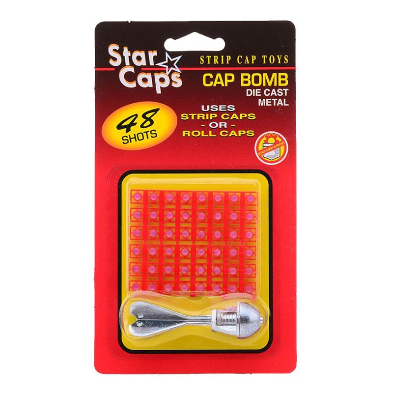 Cap Bomb Knallpulver