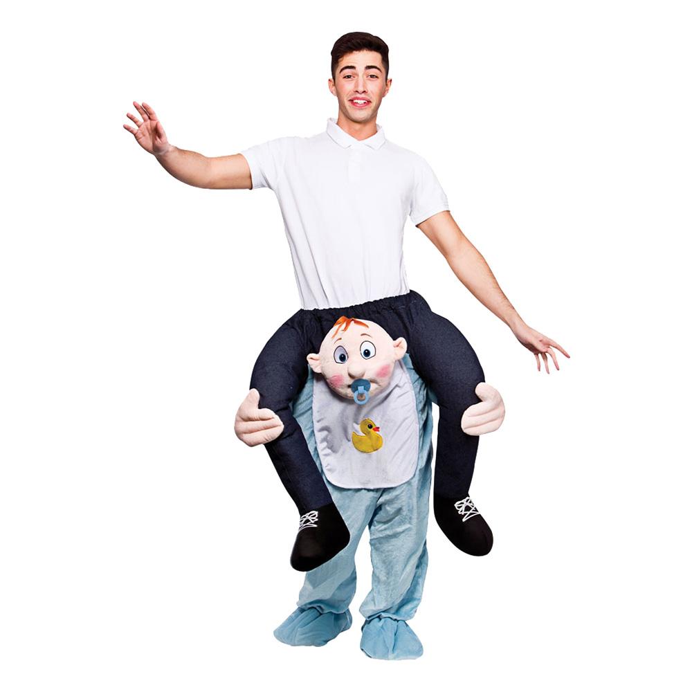 Carry Me Baby Maskeraddräkt - One size