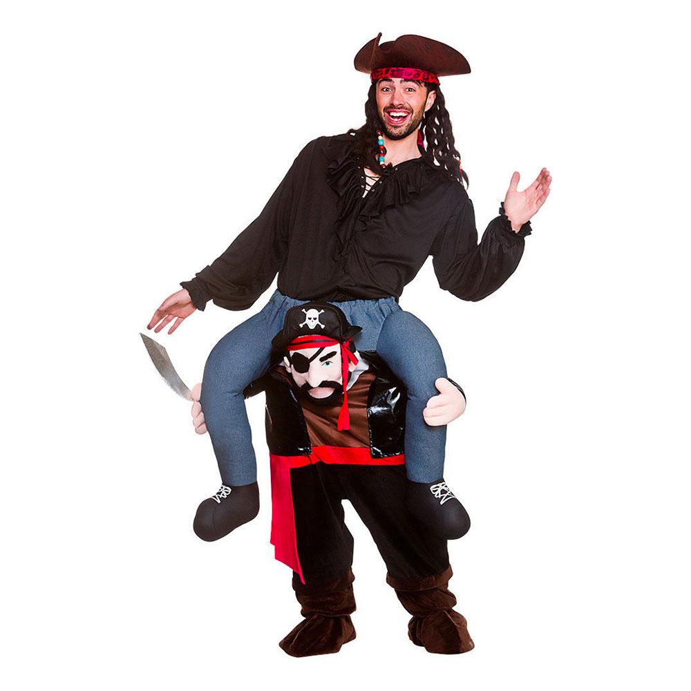 Carry Me Pirat Maskeraddräkt - One size