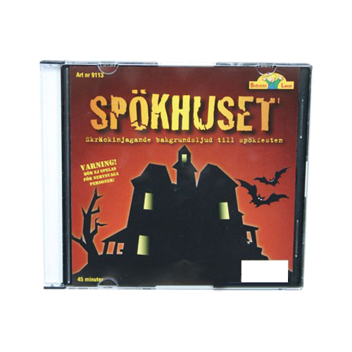 CD med Spökljud