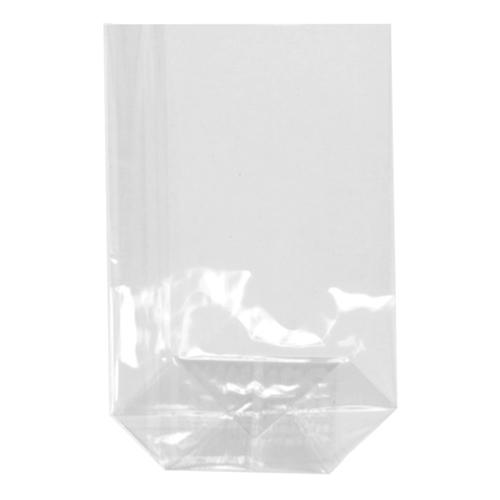 Cellofanpåsar Transparenta - 10-pack