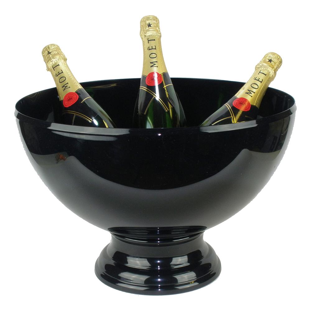 Champagnehink Svart