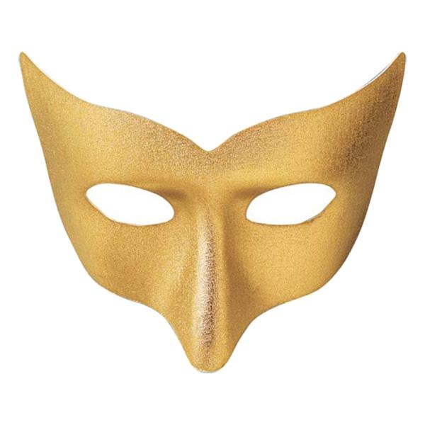 Champagne Ögonmask - Guld