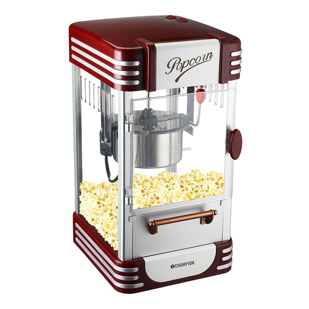 Champion Popcornmaskin Retro