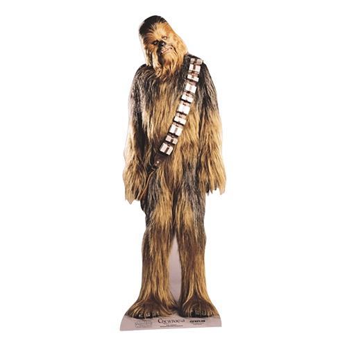 Chewbacca Kartongfigur