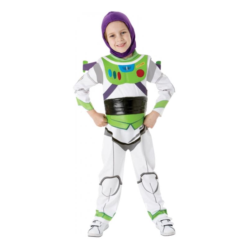 Buzz Lightyear Barn Maskeraddräkt - Medium