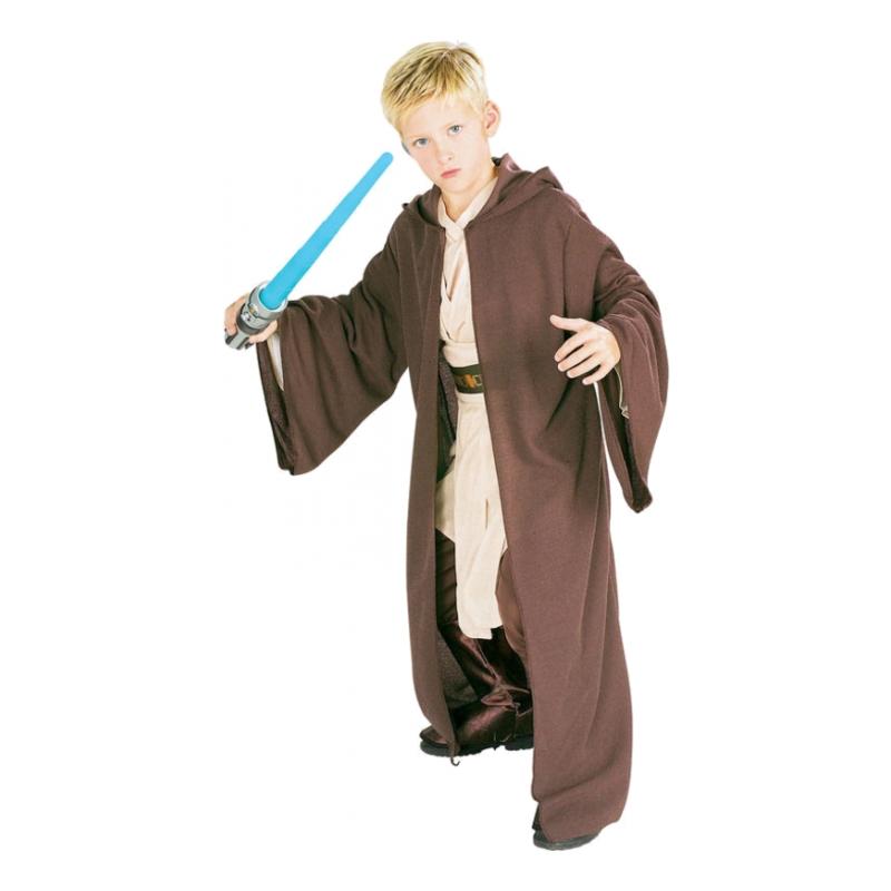 Jedi Deluxe Barn Maskeraddräkt - Small