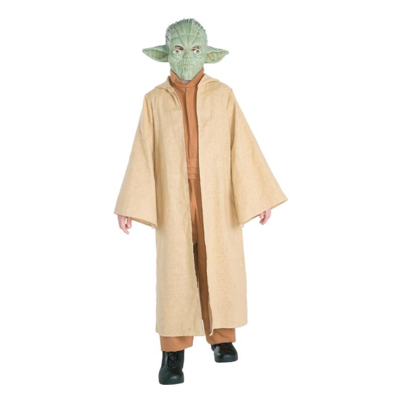 Yoda Deluxe Barn Maskeraddräkt - Small