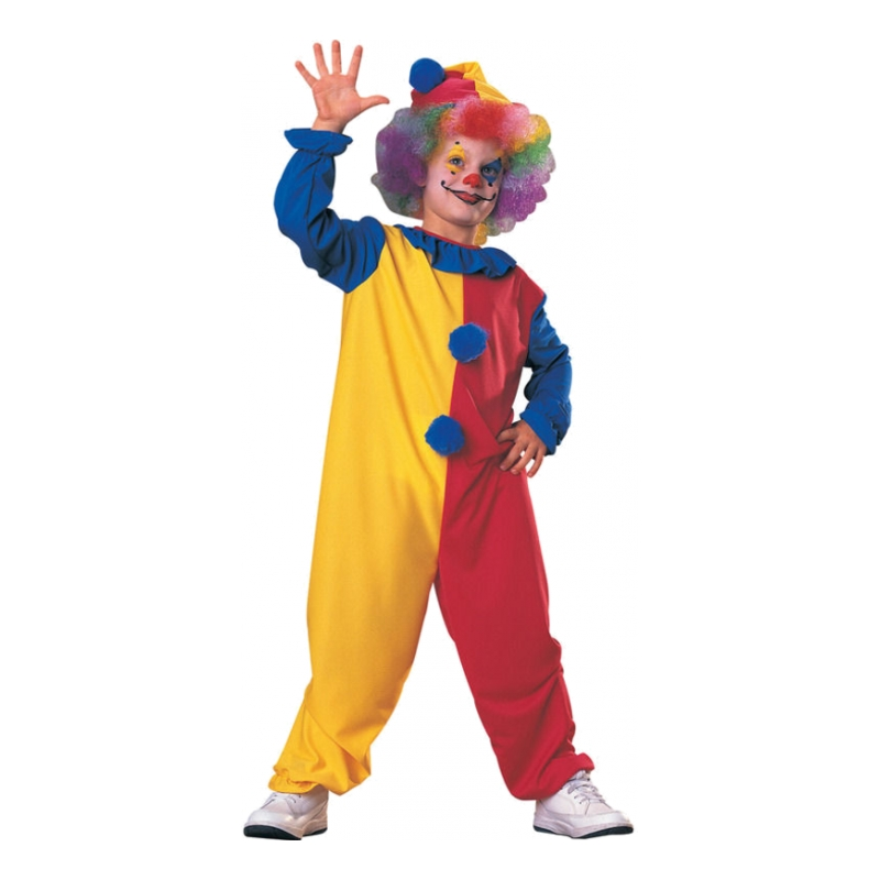 Clowndräkter - Roliga   läskiga clowner - Maskeradprylar.se 3c81d6c31419a