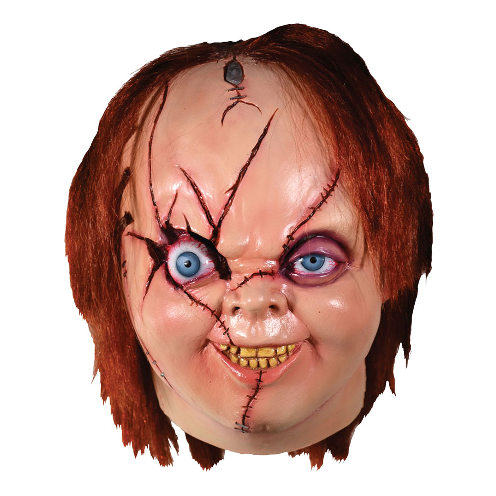 Child's Play 2 Chucky Mask - One size