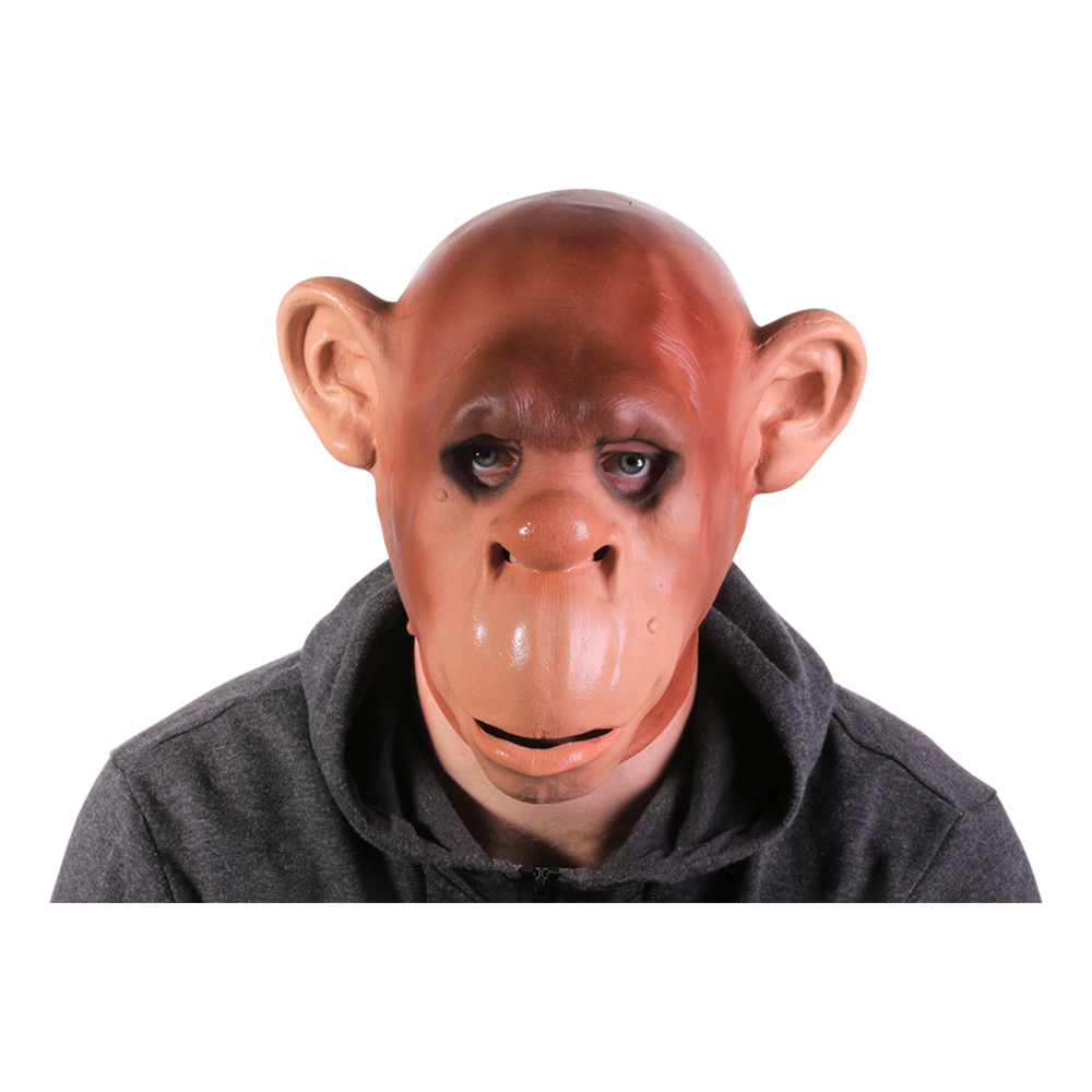 Chimpman Greyland Film Mask - One size