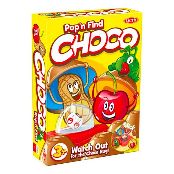 Choco Barnspel