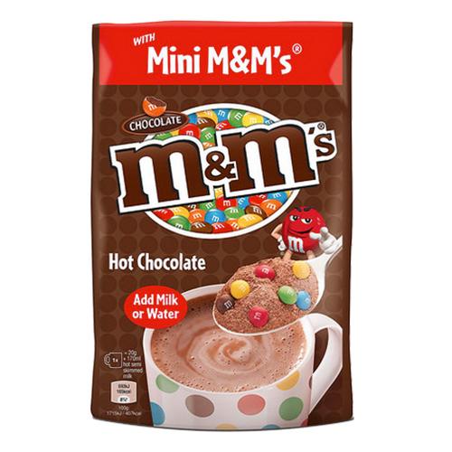 Chokladpulver M&M - 140 gram