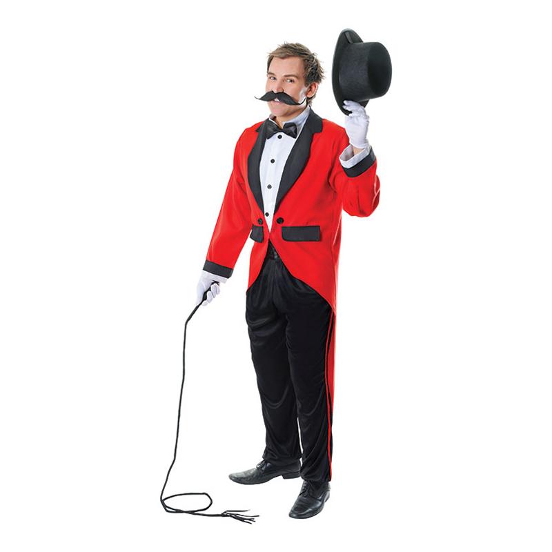 Cirkusdirektör Maskeraddräkt - One size