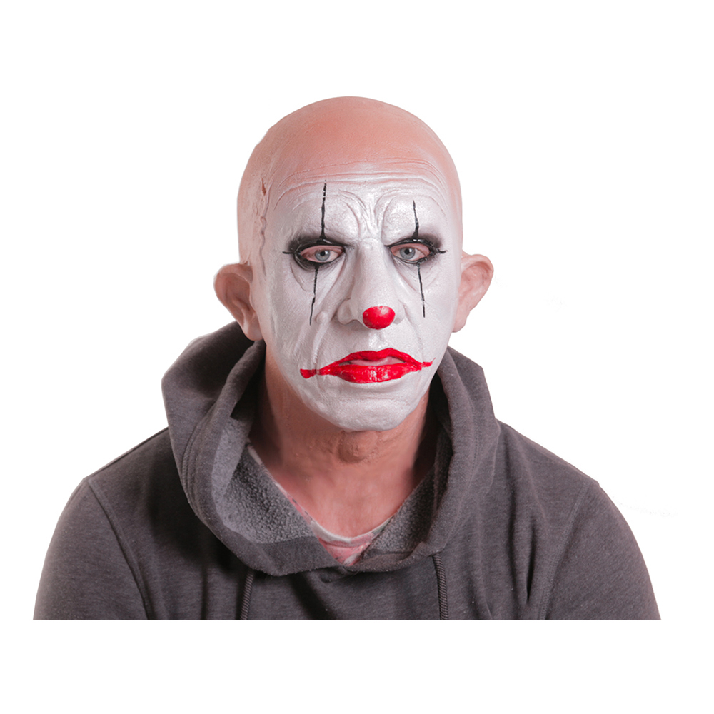 Clown Greyland Film Mask - One size