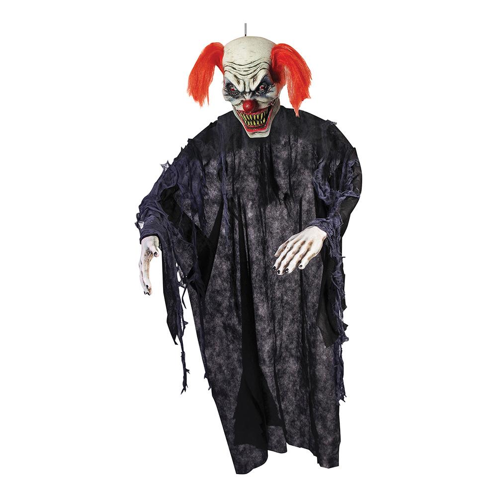 Hängande Clown Halloween Prop
