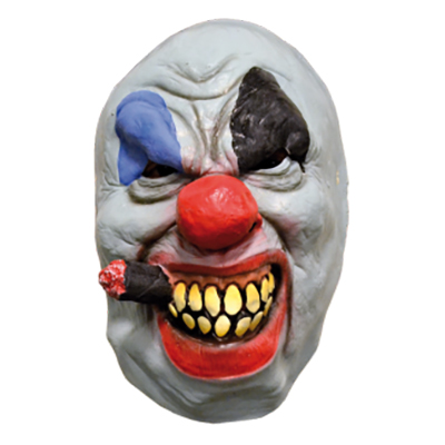 Clown Latexmask - One size