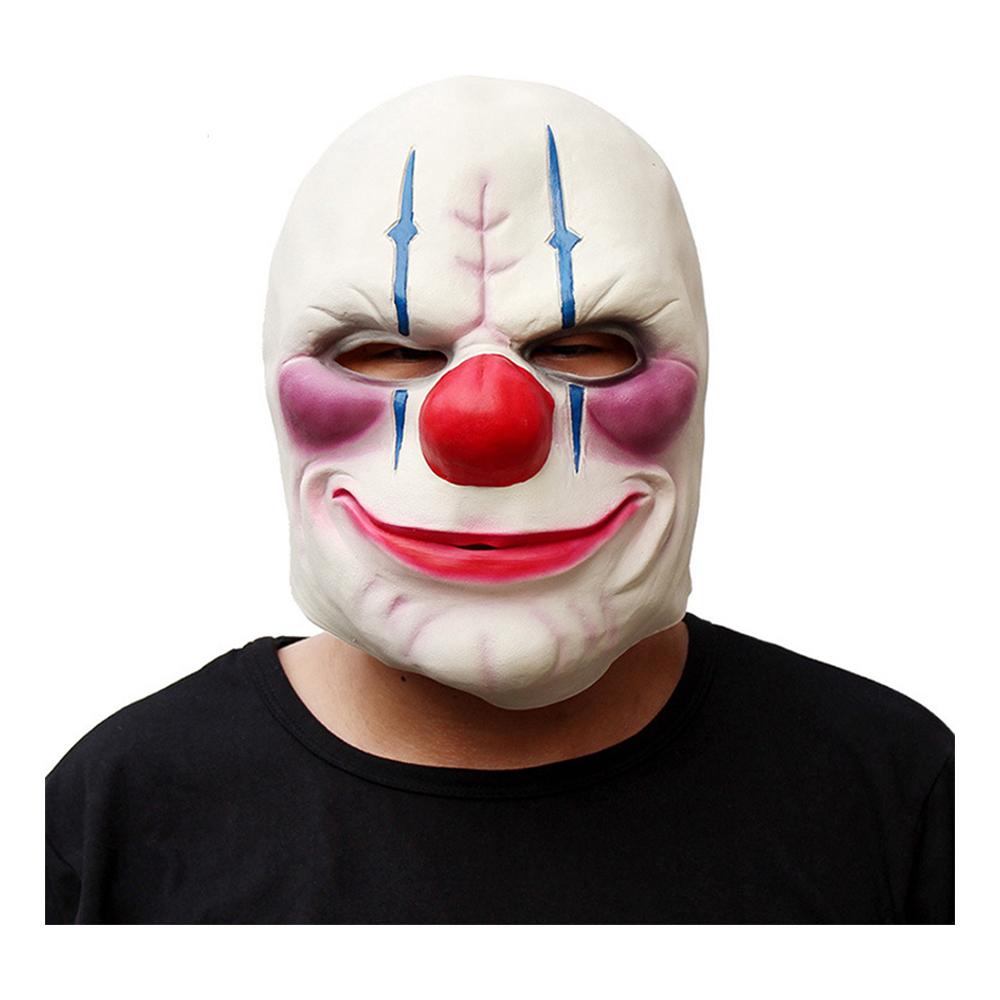 Clownmask Elak - One size