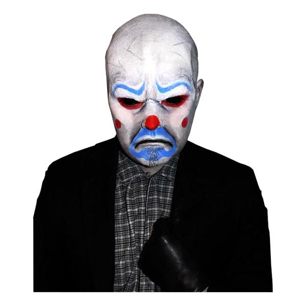 Clownmask Ledsen - One size