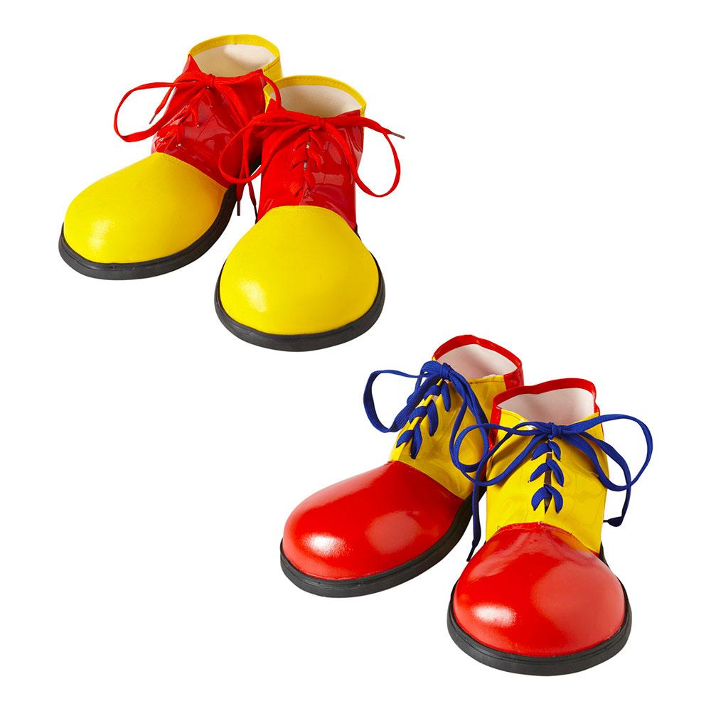 Clownskor för Barn - One size