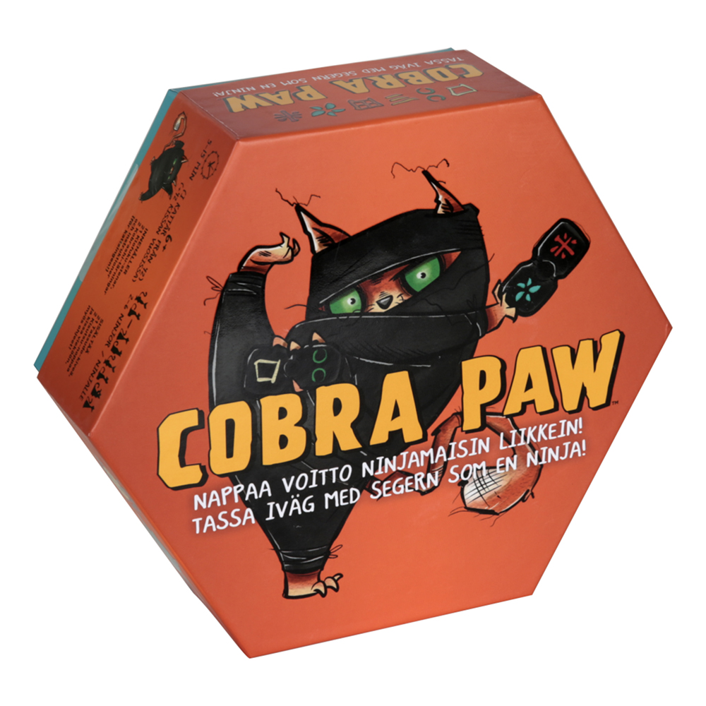 Cobra Paw Spel