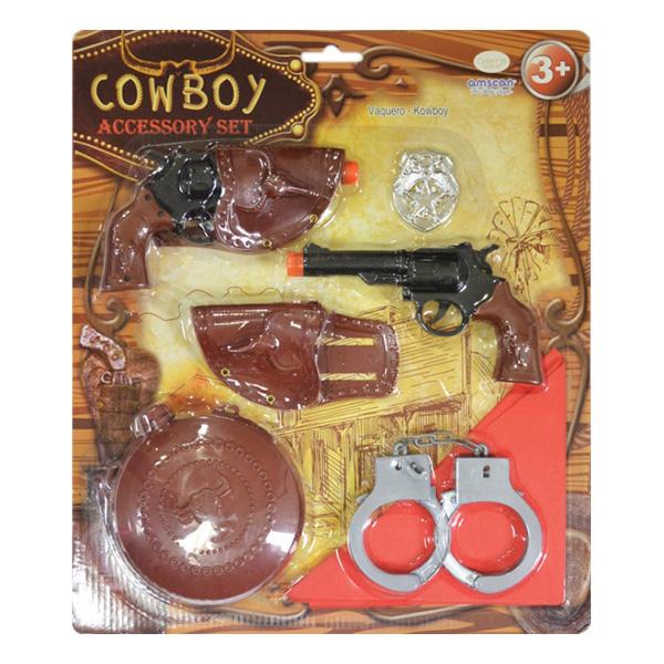 Cowboy Barn Tillbehörskit