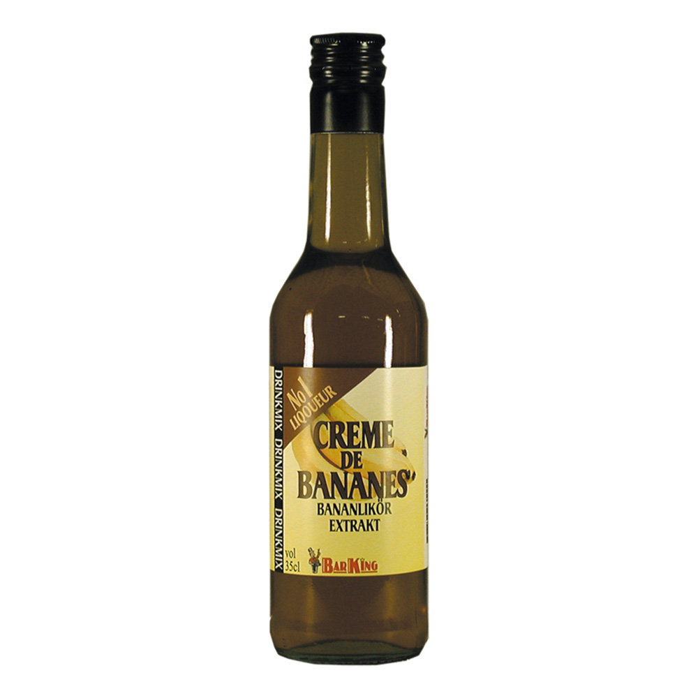 BarKing Creme De Bananes - 35 cl