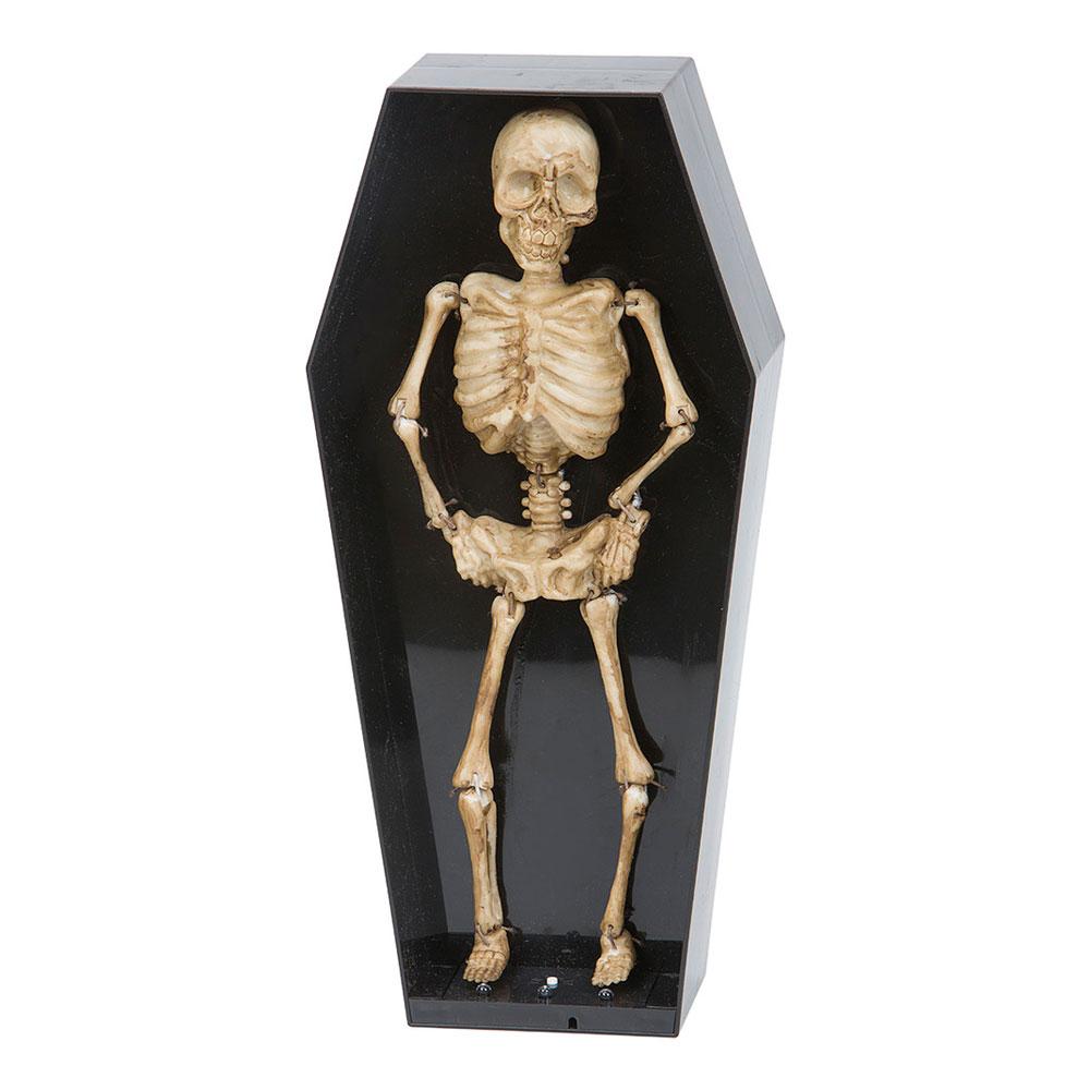 Dansande Skelett i Kista Prop