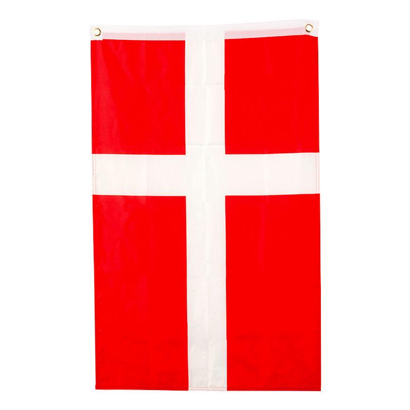 Dansk Flagga i Tyg