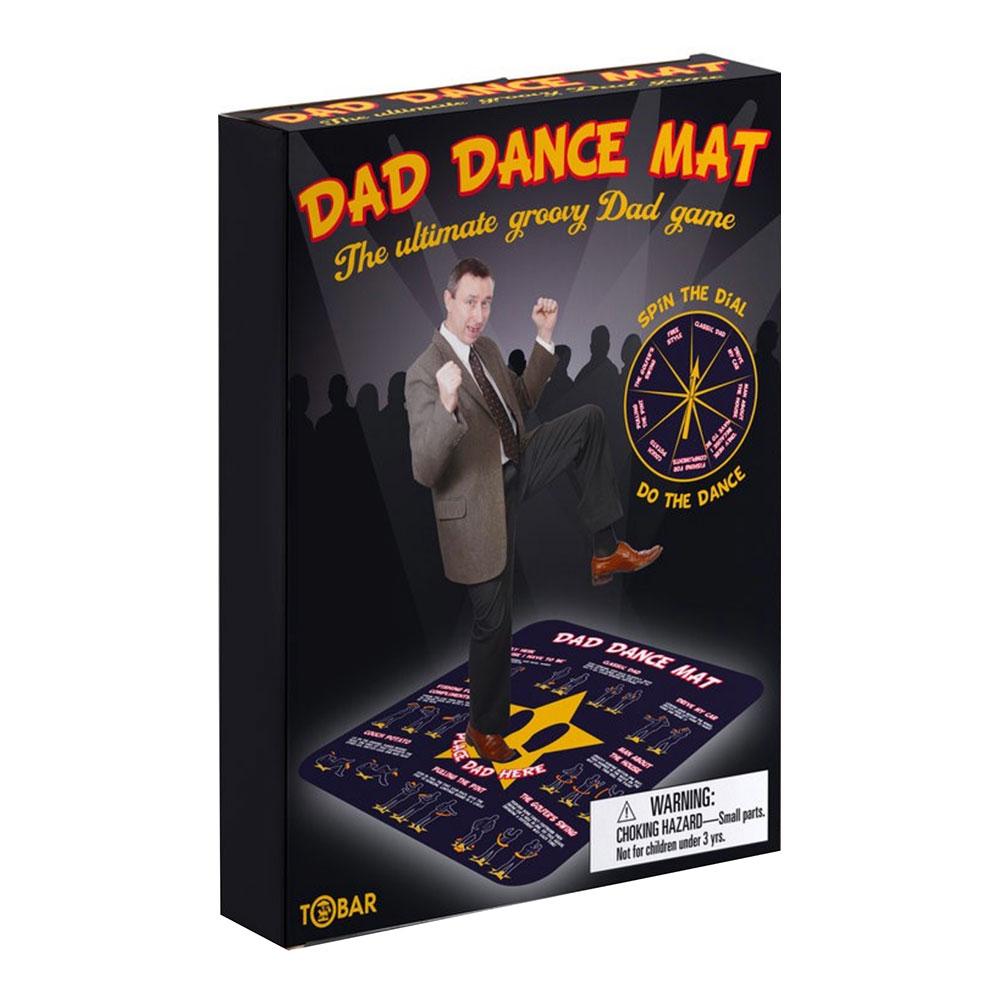 Dansmatta för Pappor